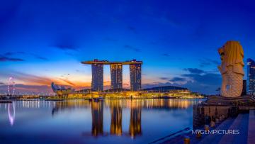 Vorschaubild One Day in Singapore 4K Part 2-2