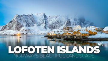 Vorschaubild LOFOTEN ISLANDS 4K B JPG